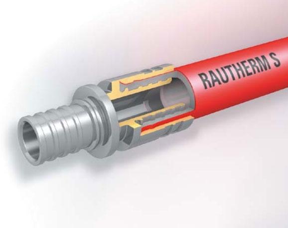 Труба Rehau RAUTHERM S 17-2,0 мм