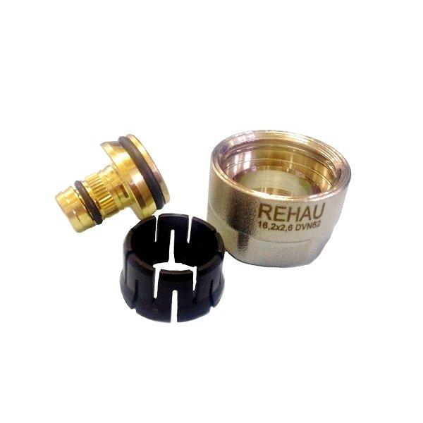 REHAU Резьбозажимное соединение stabil 16,2×2,6xG3/4